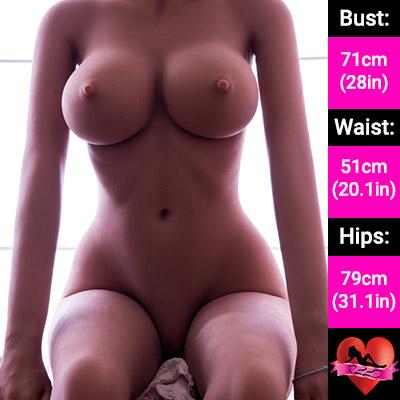 140cm (4ft 7in) – Option 2