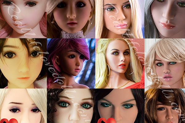 We Are Pleased To Offer Sex Doll Heads!