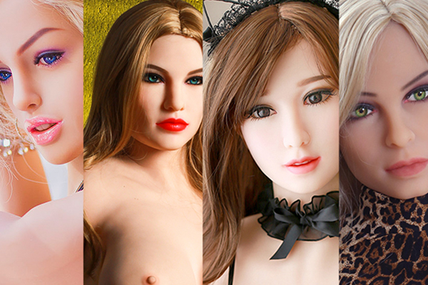 15 New Doll Heads Have Just Been Added!