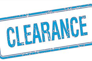 Check Out Our Clearance Page!